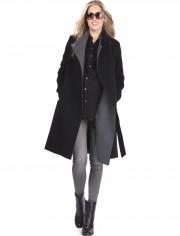 Manteau de grossesse bicolore Donatella