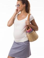 Jupe de grossesse Darina été