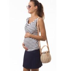 Jupe de grossesse Dory Marine