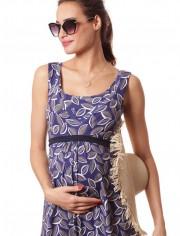 Robe maternité Félicie Eté