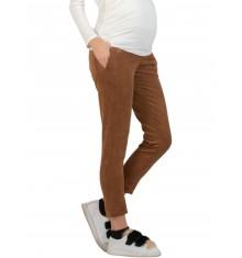 Pantalon de maternité velours