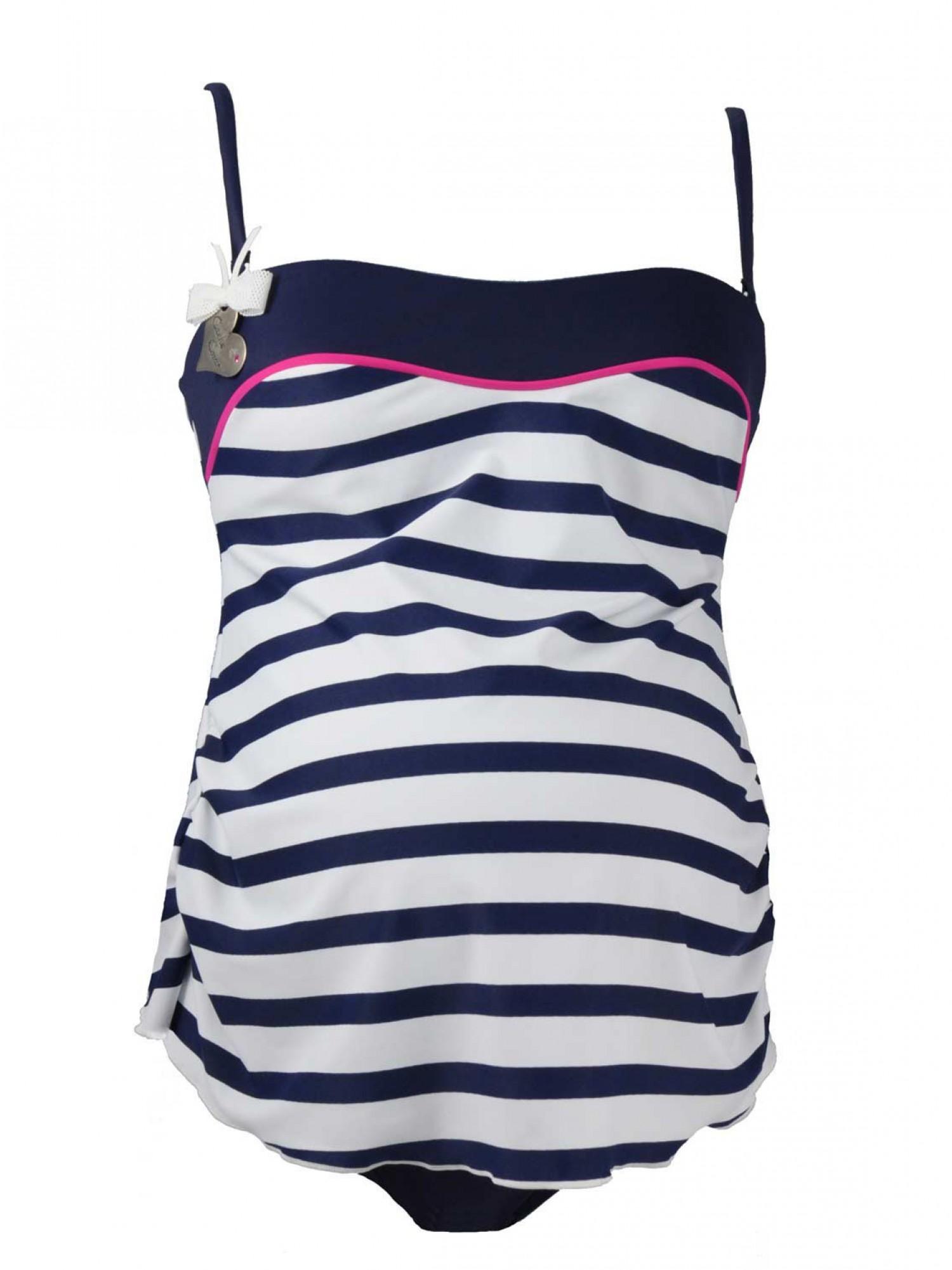 Esprit Maternity Swimsuit Maillot de Bain Une pi/èce de Maternit/é Femme