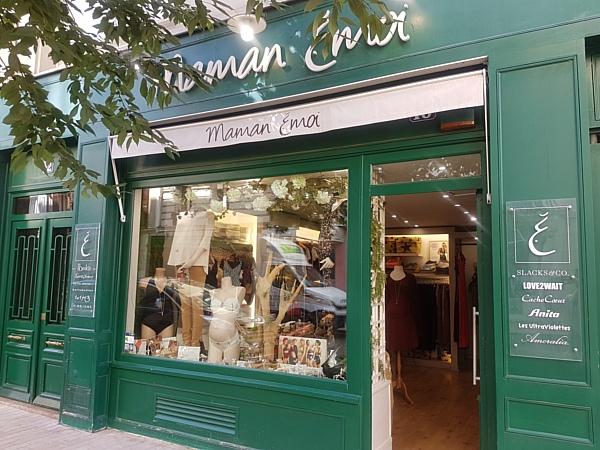 Retrouvez notre boutique à Vincennes