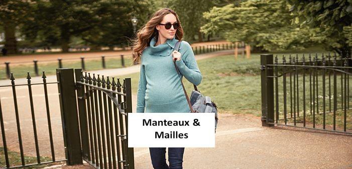 Découvrez nos collections Manteaux et Mailles